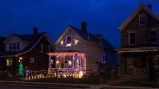 Lighting the neighborhood