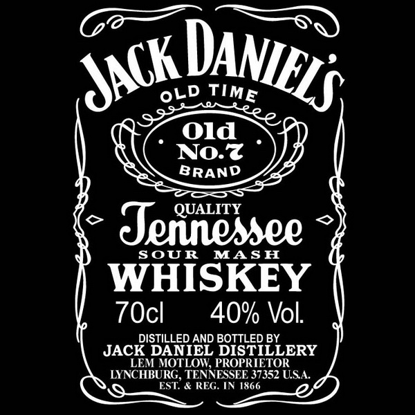Jack-Daniels-Label
