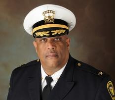 Chief Eliot Isaac. Public domain photo, City of Cincinnati.
